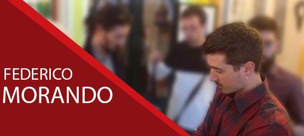 Federico Morando con la poesia Onda è il ragazzo finalista della gara di poesia, dedicata a chi desidera condividere e confrontarsi in quest'arte.