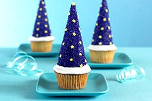 Wacky Wizard Cups Recipe --use green sprinkles and it'll look like a christmas tree!!!