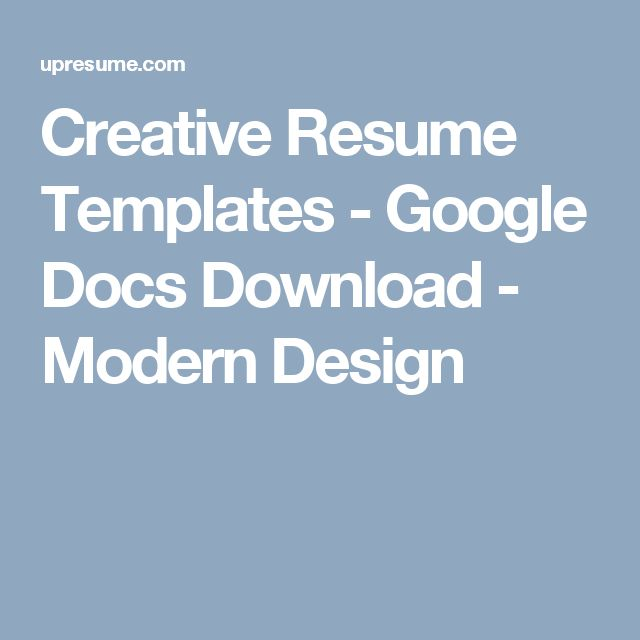 10 best images about Creative CV   Resume Designs on Pinterest - resume templates on google docs