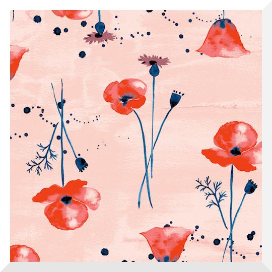 The Natural Loom - WANDERLUST by Monaluna - Wildflower - Organic Cotton Poplin (0.25m), $6.00 (http://www.thenaturalloom.com.au/wanderlust-by-monaluna-wildflower-organic-cotton-poplin-0-25m/)