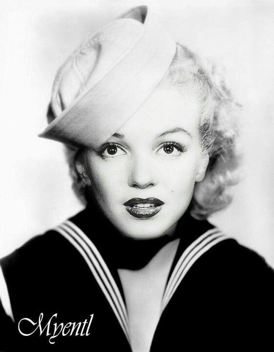 One of my favorites of Marilyn Monroe