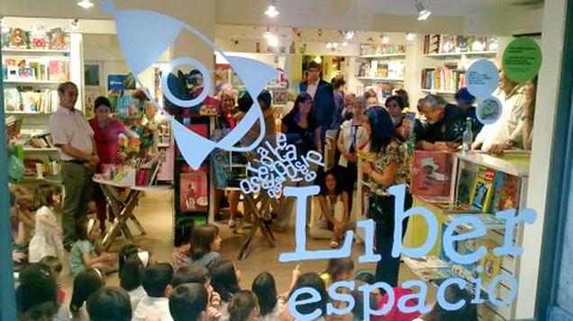 Librería infantil: Liberespacio Joaquín María López, 25