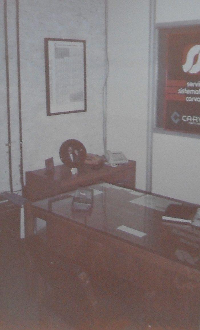 CARVAJAL S.A., OFICINA DE FRANCISCO JAVIER VELASCO VÉLEZ COMO GERENTE DE TALLER DE SERVICIO CALI.