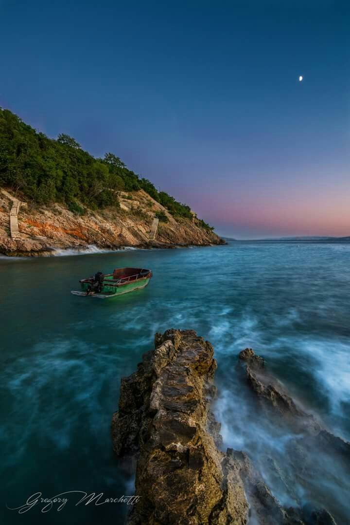 Il mare della Croazia  Sea landscape of Croatia