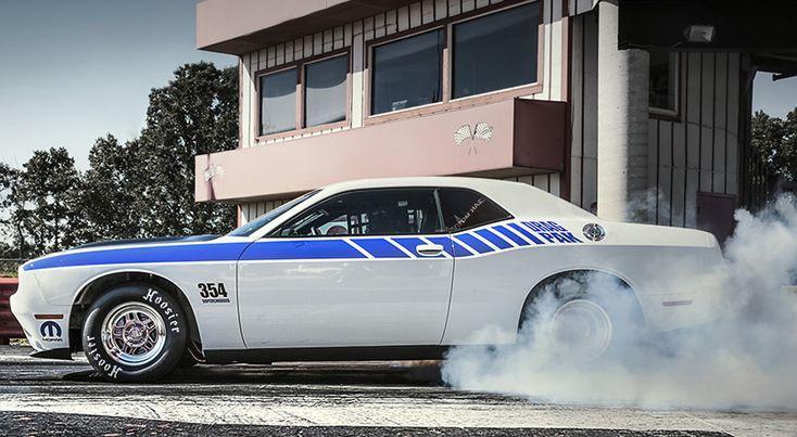 Dodge Challenger Drag Pak, el rey del cuarto de milla - http://autoproyecto.com/2015/06/dodge-challenger-drag-pak-el-rey-del-cuarto-de-milla.html?utm_source=PN&utm_medium=Pinterest+AP&utm_campaign=SNAP