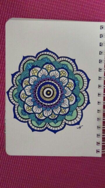 Mandala after