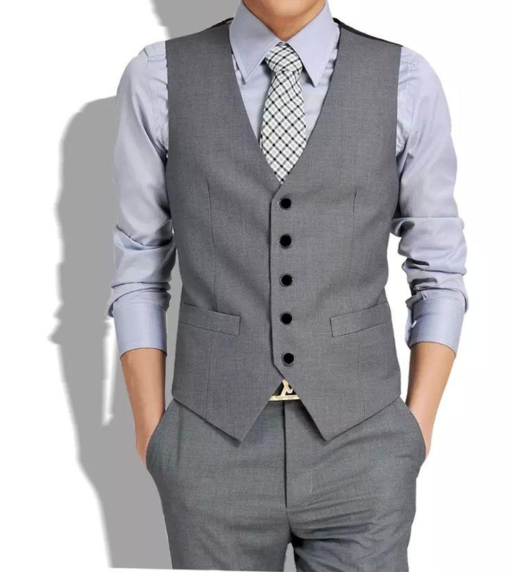 New arrive gilets hot suit vest men spring 2015 fashion slim fitness men's waistcoat blazer vests tops clothing HY822 //Price: $37.24 & FREE Shipping //     #hashtag3
