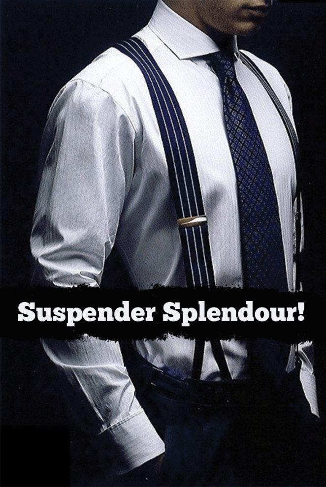Suspender Splendour!