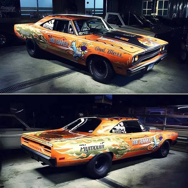 '70 Plymouth Road Runner - PHOTOGRAPHY