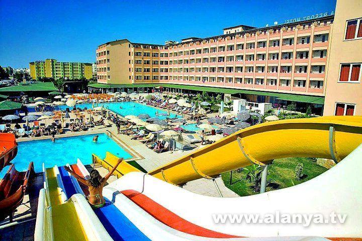 Eftalia Resort Otel | Alanya Otel | Konaklı 4 Yıldızlı Oteller | www.eftaliahotels.com