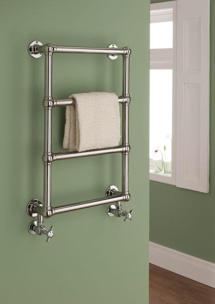 best 25 bathroom towel rails ideas only on pinterest. Black Bedroom Furniture Sets. Home Design Ideas