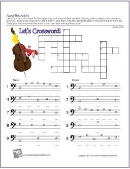 Let S Crossword
