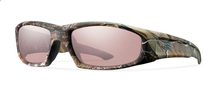 Hottest Camo Fishing Sunglasses Smith Sport Optics Hudson Elite