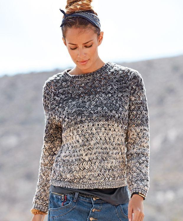 Redhill strikket genser