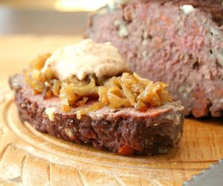 Andouille Beef Meatloaf with Cajun Mayo (Low Carb and Gluten-Free) | All Day I Dream About Food