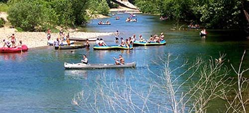 Missouri Float Trips with family and friends!!!