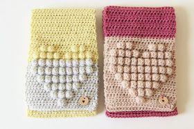 Gehaakte meisjes lente sjaaltje (gratis patroon)