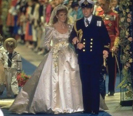 Prince Andrew & Sarah Ferguson's Wedding