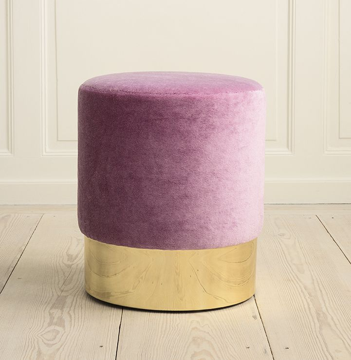 Azucena stool with Raf Simons textile / theapartment.dk