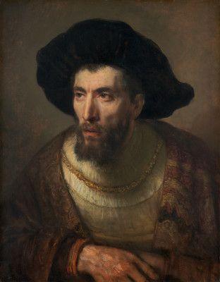 Le Philosophe – Par l'Atelier de Rembrandt (possiblement peint par Willem Drost & Rembrandt)