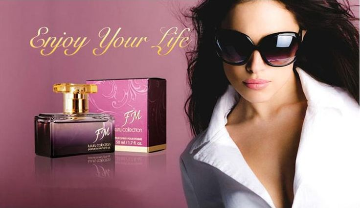 Luxury Collection - FM 291  Fragrances for Women 50ml, Rp. 240.000