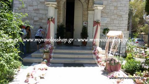 myrovolos : βάπτιση αγία Αικατερίνη Ίδρυμα Μητέρα 3, Ρομαντική Βάπτιση κοριτσιού, Κέντρο Βρεφών η Μητέρα