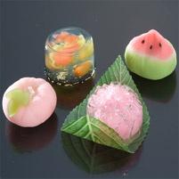 summer wagashi