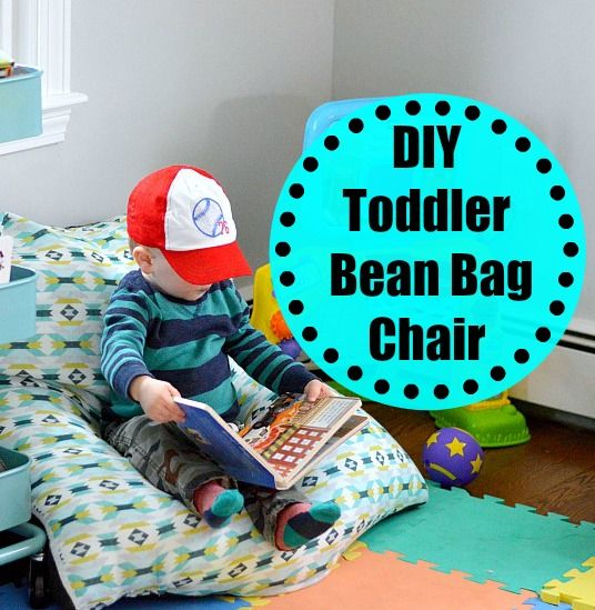DIY Bean Bag Chair
