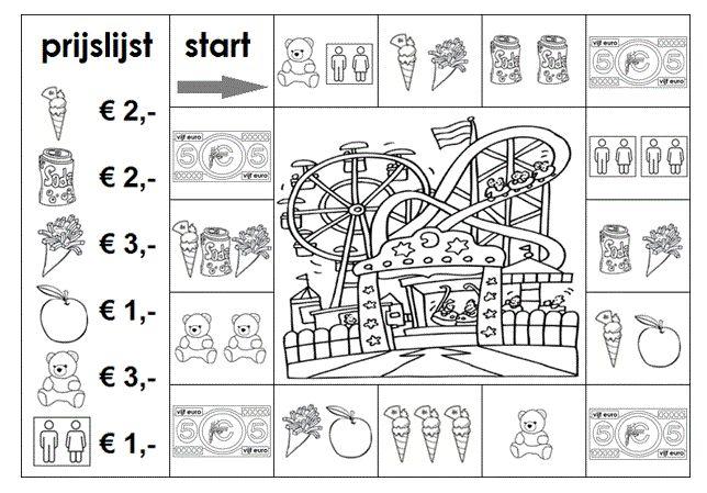 een blog voor met rekenspellen voor leerkrachten en ouders van kinderen in de basisschoolleeftijd.