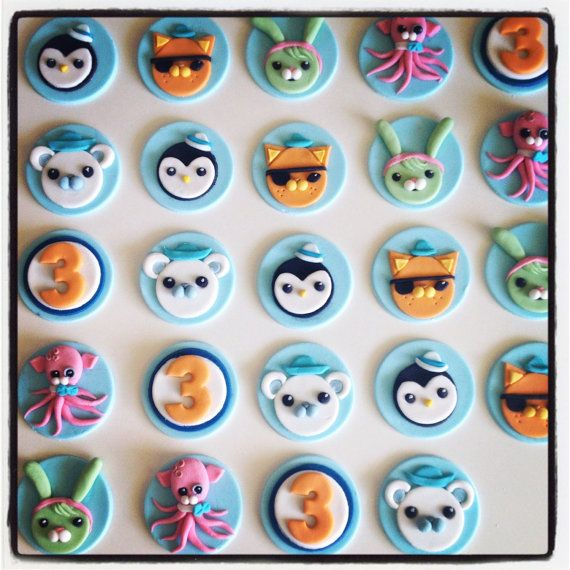 85 best Octonauts images on Pinterest Children s 4th birthday