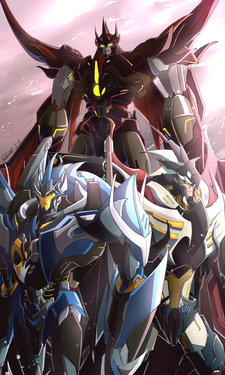 [TFP]Predacons Rising by Mr-SO on DeviantArt