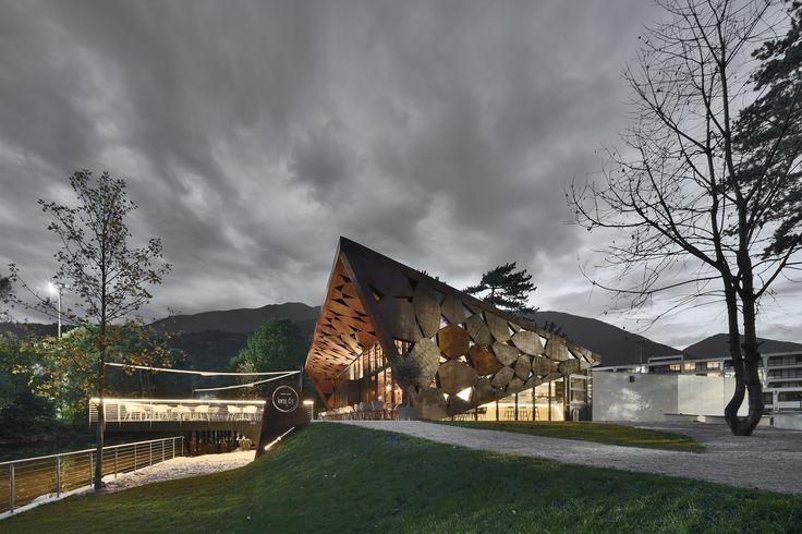 Gallery of Restaurant Brix 0.1 / Markus Tauber Architectura - 7