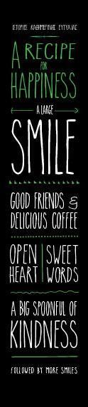Recipe for happiness #todaylicious #coffee #food #sandwiches #breakfast #freddo #mpageta #new #thessaloniki #delicious #chekin #yummy #HotDog #granita #Slush #IceCream