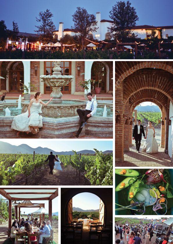 Los 8 Mejores Lugares Para Tu Boda en El Valle De Guadalupe & Ensenada