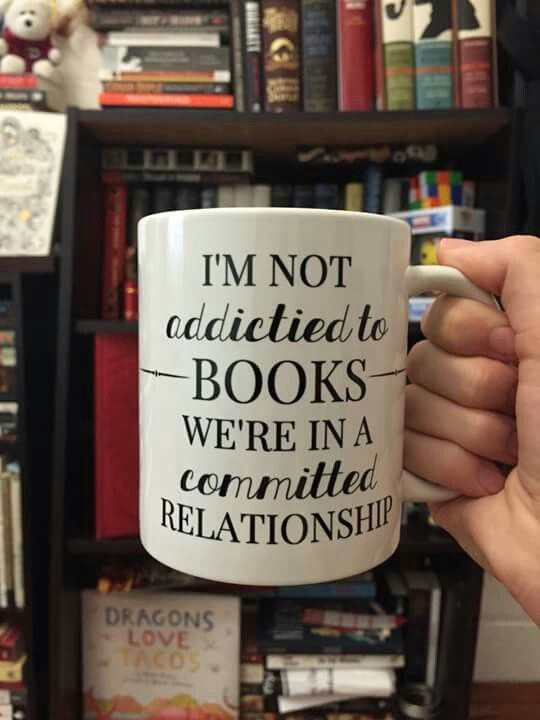 Great bookish quote! Ha!