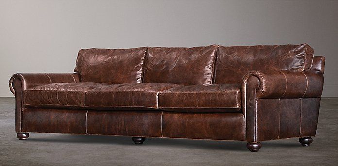 Www Silvercoastcompany Com Living Room Sofas Leather Sofas Brown