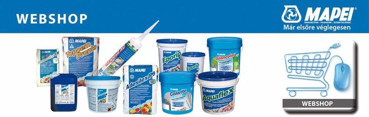 Mapei terméket szeretne vásárolni? Az oldalon található kereskedőinknél ezt megteheti: http://www.mapei.com/adv/HU/webshop/