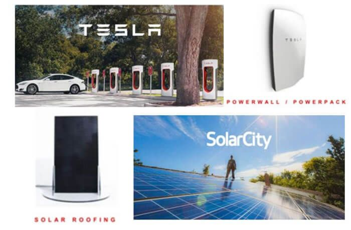 Tesla and Solar City Ink $2.6 Billion Merger Agreement