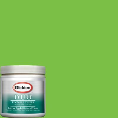 Glidden Team Colors 8-oz. #NFL-120D NFL Seattle Seahawks Sea Green Interior Paint Sample-GLD-NFL120D 16 at The Home Depot