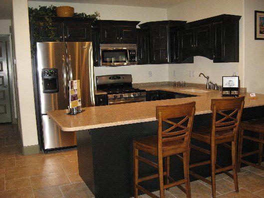 Small Basement Kitchen Layouts