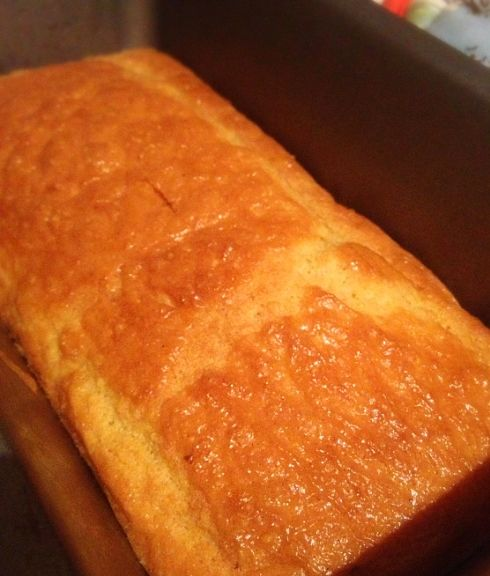 Keto bread loaf low carb recipe. TRUE LOW CARB BREAD with FEW ingredients...EASY to make!!! Knob of butter is a couple tablespoons.