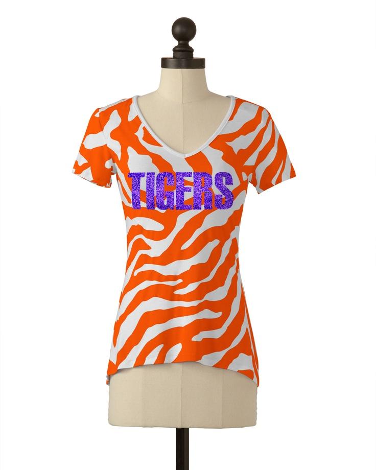 45 best clemson girl clothing images on pinterest clemson tigers clemson football and. Black Bedroom Furniture Sets. Home Design Ideas