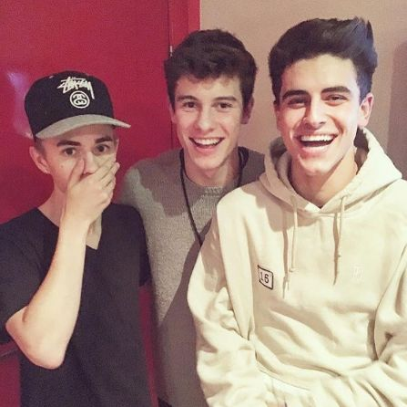 18 Times Shawn Mendes and the MagCon Guys Were Everything