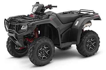 New 2017 Honda Foreman Rubicon Automatic DCT EPS Deluxe ATVs For Sale in Florida. 2017 Honda Foreman Rubicon Automatic DCT EPS Deluxe, 475cc liquid-cooled OHV longitudinally mounted single-cylinder four-stroke engine Automatic clutch Five-speed automatic dual-clutch transmission with reverse Direct front and rear driveshafts with TraxLok® and locking front differential Front suspension: Independent double-wishbone; 7.28 inches travel Rear suspension: Independent dual-arm; 8.46 inches travel…