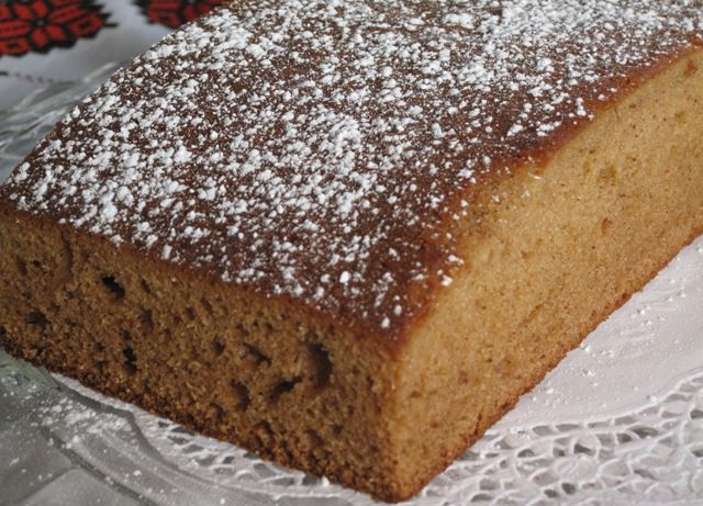 Traditional Ukrainian Honey Cake – Recipe