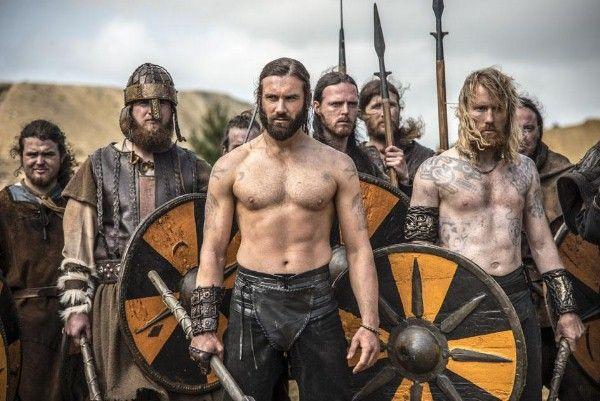 TNT estrena la segunda temporada de Vikingos -