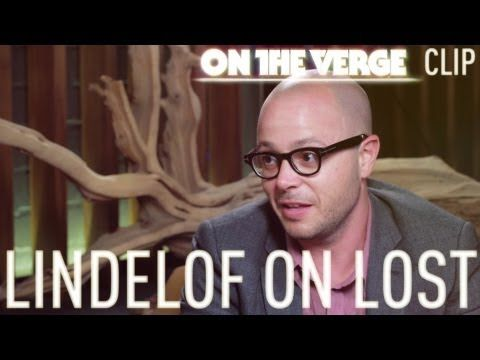 Damon Lindelof on Lost - On The Verge. Tip for interviewers everywhere: don't tell the showrunner you didn't like the ending if you didn't even understand it. Lindelof, of course, handles it like a champ.