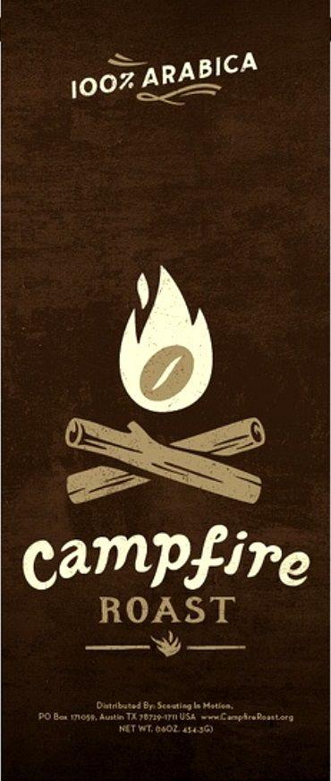 ☕ Campfire Roast coffee ☕