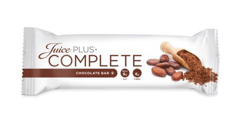 The Juice Plus+ Complete Bar Chocolate
