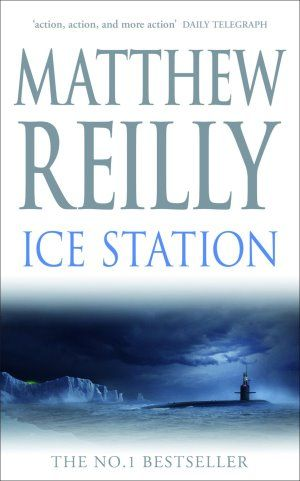 Ice Station by Matthew Reilly.  The first MR book I read.  I was hooked after that.